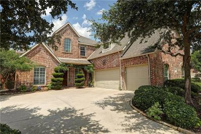Frisco Single Family Home For Sale: 15662 Crown Cove Lane