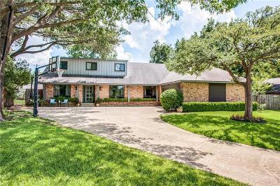 Dallas Single Family Home For Sale: 10026 Crestwick Drive