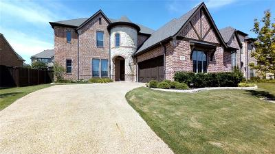 The Colony Single Family Home For Sale: 3409 Dunbar Court