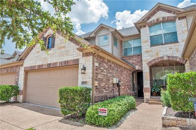 Garland Townhouse Active Option Contract: 6507 Eagle Nest Drive