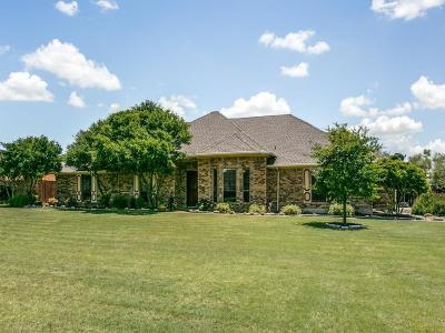Glenn Heights Single Family Home For Sale: 2610 Lake Ridge Road