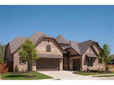 Colleyville Single Family Home For Sale: 4105 Lombardy Court