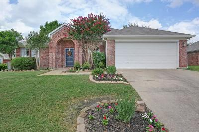 Mckinney Single Family Home Active Option Contract: 206 High Meadow Drive