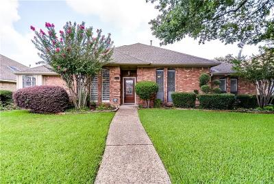 Carrollton Single Family Home Active Contingent: 1030 Magnolia Drive
