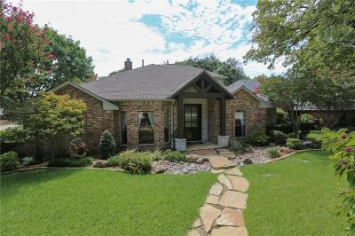Coppell Single Family Home For Sale: 600 Hawk Court