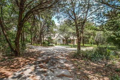 Cedar Hill Single Family Home For Sale: 780 Mobley Road