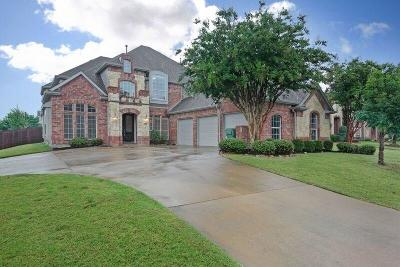 Mansfield Single Family Home For Sale: 201 Trevino Court