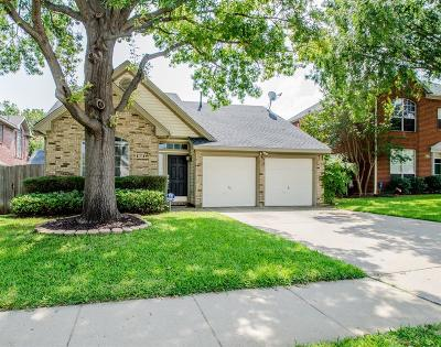 Grapevine Single Family Home For Sale: 1533 Dublin Circle