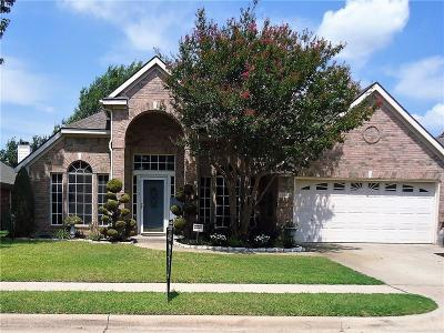 Haltom City Single Family Home For Sale: 5788 Falcon Ridge Court
