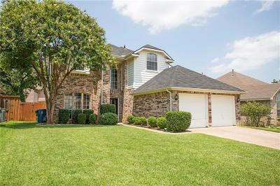 Flower Mound Single Family Home For Sale: 2224 Ellis Drive
