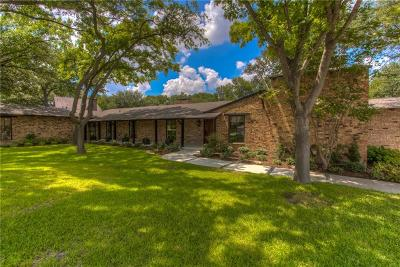 Fort Worth Single Family Home For Sale: 4316 Briarhaven Road