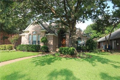 Coppell Single Family Home Active Contingent: 525 Lynn Court
