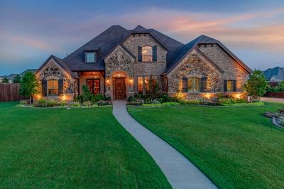 Haslet Single Family Home Active Option Contract: 301 Cactus Drive