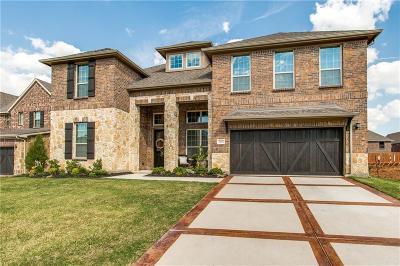Frisco Single Family Home Active Option Contract: 5192 Havasu Drive