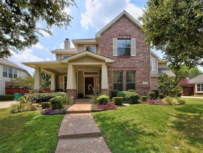 Murphy Single Family Home Active Option Contract: 308 Cave River Drive