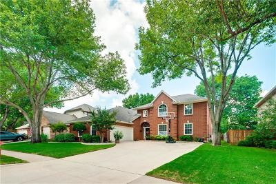 Flower Mound Single Family Home For Sale: 2008 Shumard Lane
