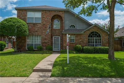 Allen Single Family Home For Sale: 838 Parkview Circle
