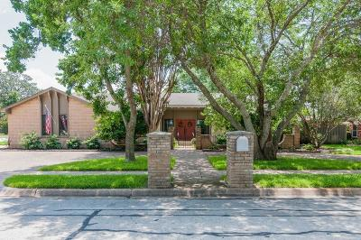 Bedford Single Family Home Active Option Contract: 313 Quail Crest Drive