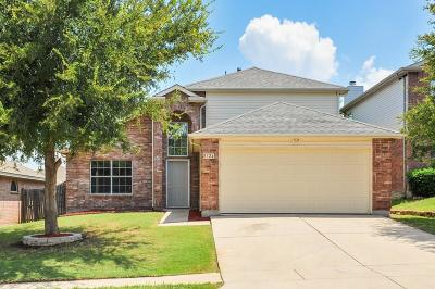 Single Family Home Active Option Contract: 8724 Gaines Drive