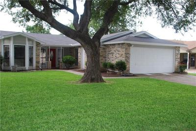 Fort Worth Single Family Home For Sale: 4570 Dove Tree Court