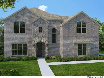 Prosper Single Family Home For Sale: 521 Logans Way Drive