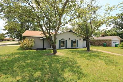 Rowlett Single Family Home Active Option Contract: 3614 Skyline Drive