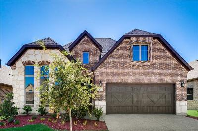 Rockwall Single Family Home For Sale: 593 Mountcastle Drive