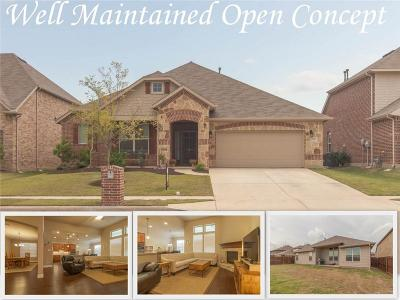 Fort Worth TX Single Family Home Active Option Contract: $275,000