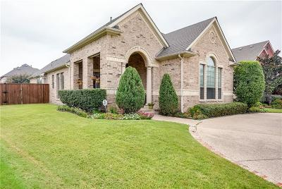Lewisville Single Family Home For Sale: 652 Sword Bridge Drive