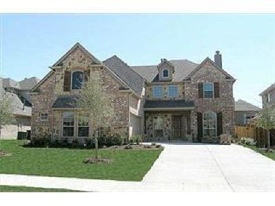 Frisco Single Family Home Active Option Contract: 9569 Avalon Drive