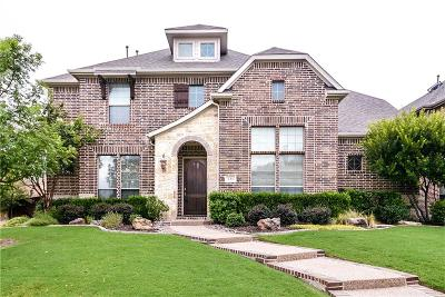 Lewisville Single Family Home For Sale: 424 S Hampton Court