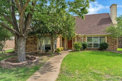 Plano Single Family Home Active Option Contract: 3905 18th Street