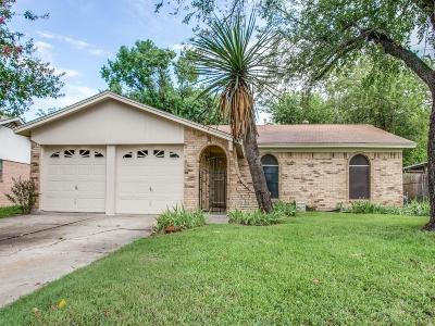 Watauga Single Family Home Active Option Contract: 6013 Karen Lane
