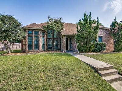 Rowlett Single Family Home For Sale: 8917 Greentree Drive