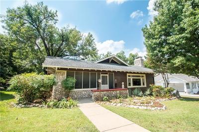McKinney Single Family Home For Sale: 505 W Lamar Street