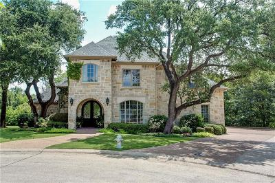 Fort Worth Single Family Home For Sale: 1012 Brae Court