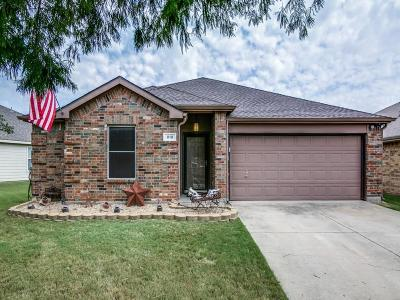 Forney Single Family Home For Sale: 1110 Singletree Drive