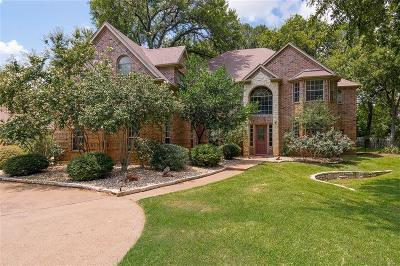 Fort Worth TX Single Family Home For Sale: $399,000
