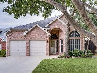 Grapevine Single Family Home For Sale: 2152 Pritchard Drive