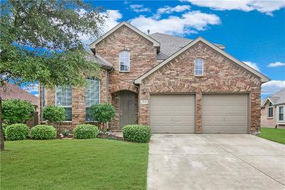 Little Elm Single Family Home For Sale: 2440 Foxwood Lane