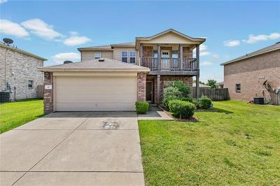 Forney Single Family Home Active Contingent: 117 Rambling Way