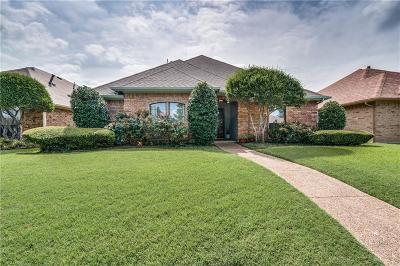 Carrollton Single Family Home Active Option Contract: 3606 Foxboro Lane