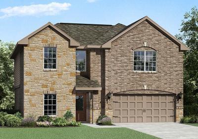 Denton Single Family Home For Sale: 4616 Conley Lane