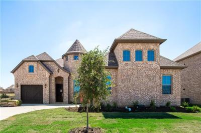 Mansfield Single Family Home For Sale: 3303 Willow Brook Drive
