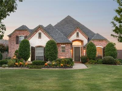 Grapevine Single Family Home Active Option Contract: 4129 Roberts Road