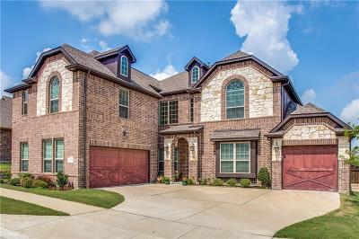 Burleson Single Family Home For Sale: 1224 Yosemite Way