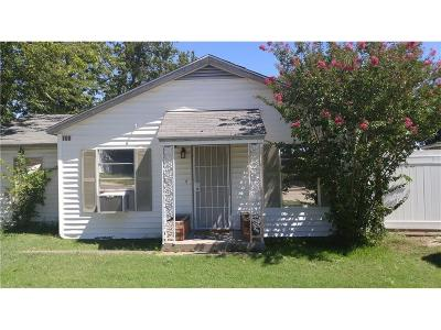 White Settlement Single Family Home For Sale: 108 N Las Vegas Trail