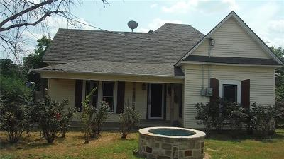 Godley Single Family Home Active Option Contract: 405 W Graham Street