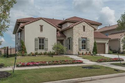 Frisco Single Family Home For Sale: 4466 Big Cedar