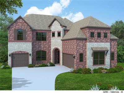 Little Elm Single Family Home For Sale: 1620 Serra Drive